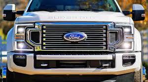 2020 Ford F-Series SUPER DUTY – Powerful HD Pickup Truck - YouTube