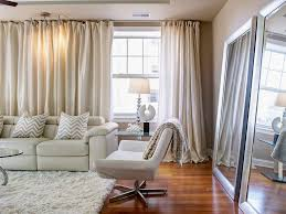 White Living Room Curtains Buy Curtains In Dubai Easy Blinds
