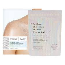 <b>Frank Body Скраб</b>-шиммер для тела кофейный купить по цене от ...