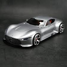 These prices do not apply. 1 18 Hrn Model Mercedes Benz Amg Vision Gran Turismo Concept Resin Car Model Ebay