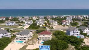 Twiddy Corolla Light A Bounce To The Beach E105 Hd Drone Footage Twi With