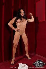 American Brunette Naked Sport