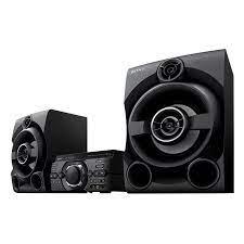 Dàn âm thanh Sony Hifi MHC-M60D//C SP6 - Hàng Chính Hãng - Dàn âm thanh  giải trí tại gia