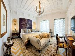 bedroom luxurious master bedroom light fixture decor using chandelier and patterned white ceiling plus fl