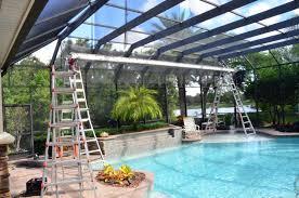 pool cage repair. Simple Repair Pool Enclosure Screen Repair For Cage