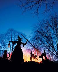Witch Decorating Halloween Witch Decorations Martha Stewart