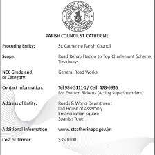 Parish Council Organizational Chart In Jamaica Parish Council Of St Catherine Jamaica Information Service