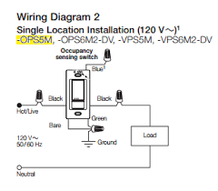 lutron occupancy sensor wiring diagram electrical is there a motion sensor light switch that does not ground required wiring