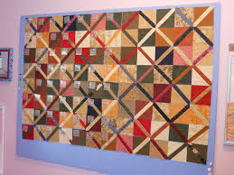 Design Wall Using Flannel Quilters Club Of America