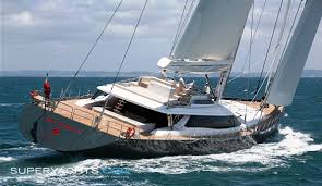 ... Red Dragon Luxury Sail Yacht by Alloy Yachts ...