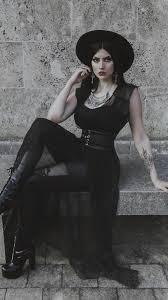Pin by Ivan Lowe on Gothic | Goth chic, Goth women, Goth fashion
