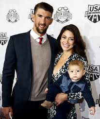 Nicole Johnson Wants Another Baby with Michael Phelps | PEOPLE.com