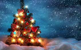 Christmas Tree Wallpapers - Top Free ...