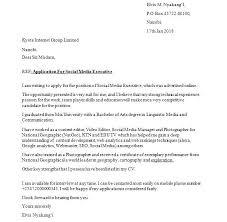Internship Cover Letters Student Internship Cover Letter Samples ...