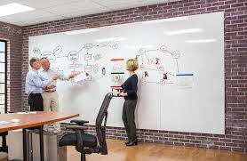 whiteboard for office wall. WhiteWalls® Help You And Your Team To See The Big Picture. Whiteboard For Office Wall Magnatag