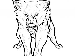 Download Free Printable Wolf Coloring Pages Free Coloring