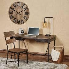 farmhouse desk chair. Unique Desk Miles Desk Set Bronze Of Two For Farmhouse Chair E