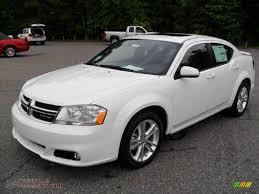 2011 Dodge Avenger Mainstreet in Bright White - 551971 | All ...