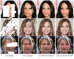 Reconstructs Photographs Nvidia - Partially Geekologie Erased Ai Impressive New