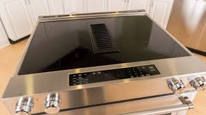downdraft oven range. Brilliant Downdraft KitchenAid KSEG950ESS Review Downdraft Vent Quick Cooking Make For An  Impressive Oven Inside Oven Range 5