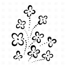 Small Picture 36 best Flowers images on Pinterest Drawing flowers Line