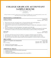Hooters Resume Example Best Of Recent College Graduate Resume Resume Template For Recent College