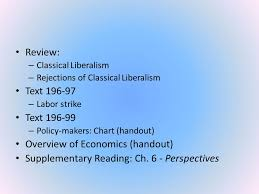 Chapter 6 The Evolution Of Modern Liberalism Ppt Video