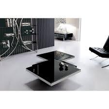 coffee table rotating coffee table rotating coffee table india black tempered glass coffee table black