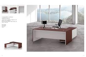 modern design luxury office table executive desk. 2015 Popular Wood Custom Made Modern Design High Quality Green Certification Veneer Finished Office Executive Desk Luxury Table K
