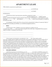 lease contract template rental lease contract sample agreement form template png simple