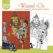 the wizard of oz 2018 coloring wall calendar inside wizard of oz wall art photo on wizard of oz wall art with wall art ideas wizard of oz wall art explore 3 of 20 photos