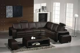 vig furniture vgev3330 2 ev 3330 modern espresso leather sectional sofa