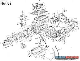 ford 302 engine parts diagram ford 460 engine parts diagram ford wiring diagrams