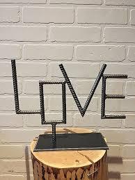 iron art for walls luxury love rebar by yanick bluteau welding