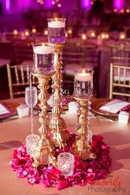Indian Wedding Table Decorations Ideas
