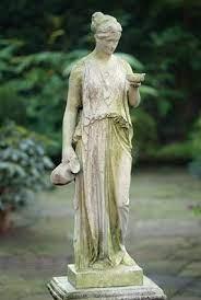 garden statues statue charleston gardens