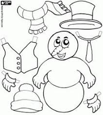 Small Picture Snowman Scarf Coloring PageScarfPrintable Coloring Pages Free