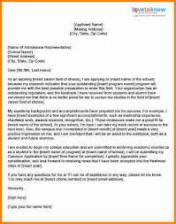 Ideas Collection College Admissions Cover Letter Application Letter