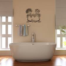 bathtub metal wall sculpture on metal wall art bathroom with waterproof bathroom metal wall art double bubbles rubber ducks