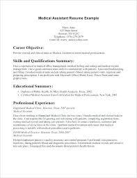 Medical Transcriptionist Resume Examples Medical Resume Samples