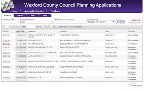 other ways to search planning applications