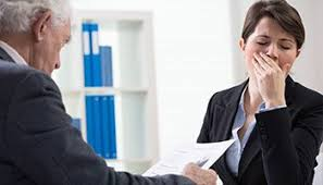 15 Things You Should Not Do In An Interview Michael Page
