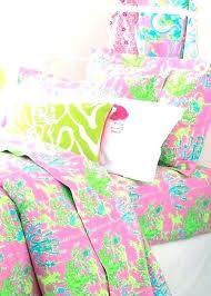 lilly pulitzer duvet comforter bedding sets cover king