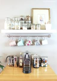 Coffee Cup Display Stands Interesting Coffee Cup Display Coffee Cup Wall Shelves Best Ideas About Tea Cup
