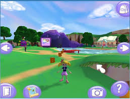 picture of story land game on jumpstart teaches shapes colors numbers letters