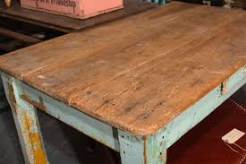 old paint farm table for 1