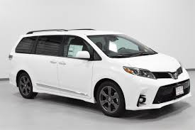 New 2018 Toyota Sienna For Sale in Amarillo, TX | #19305