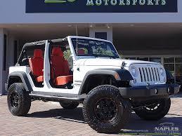 jeep wrangler 2015 white. 2015 jeep wrangler unlimited sport photo 7 naples fl 34104 white