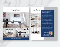 Real Estate Flyer And Postcard Templates Apple Pages