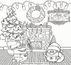 Xmas Coloring Pages Free Printable Inspirational Fresh Free